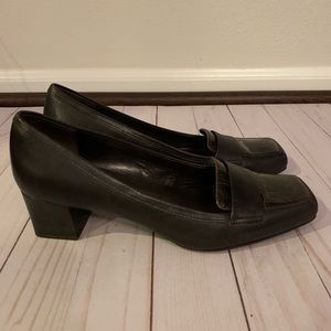 Franco Sarto Fever heeled loafers